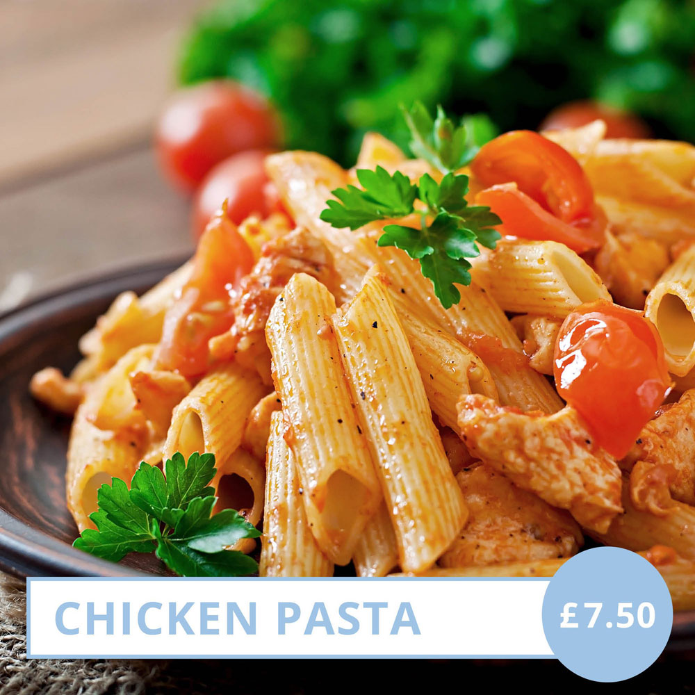 Chicken Pasta Lunch Special