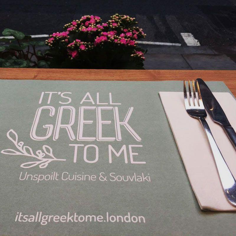 Unspoilt Greek Cuisine