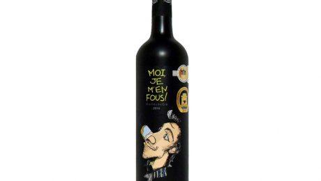 Karamitros, Moi Je M'en Fous 100% White Bottle