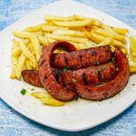Greek village sausages