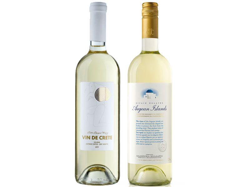 Vin De Crete or Aegean Islands