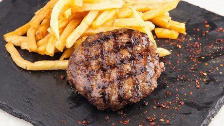 Bifteki - Burger