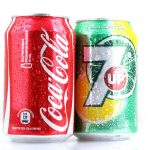 Coca cola or 7up